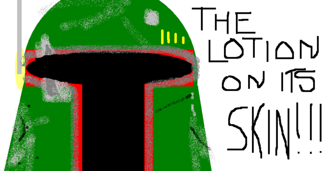 boba fett meets silence of the lambs